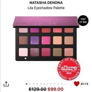 Natasha denona Lila palette - authentic!